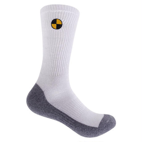 DUMMY SOCKS/ WHITE