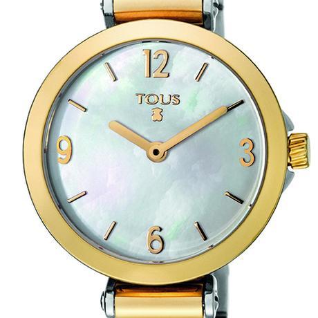 腕時計 ゴールド / マザーオブパール・ステンレス(700350165)