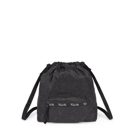 バックパック Kaos Mini Sport ブラックグレープリント / ナイロン(095891273)