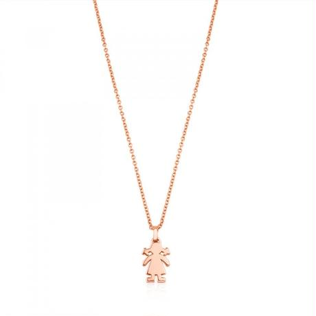 ヴェルメイユシルバー・ローズのネックレス Sweet Dolls(415904670)