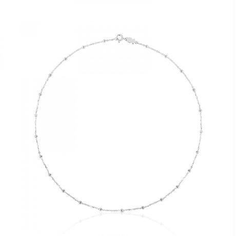 チェーンネックレスTOUS Chain シルバー/ 45cm(211902540)