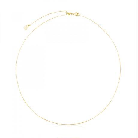 チェーンネックレスTOUS Chain 18金ゴールド / 45cm(114002390)