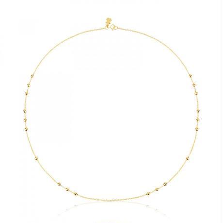 チェーンネックレスTOUS Chain 18金ゴールド / 45cm(114002410)