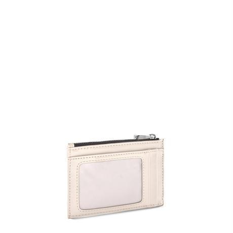 カードケース  Dorp Logo     合成皮革 ホワイト  【095970788】