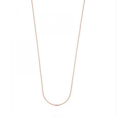 チェーン ネックレスTOUS Chains ピンクゴールドコーティング / 15mm / 65cm(611902810)