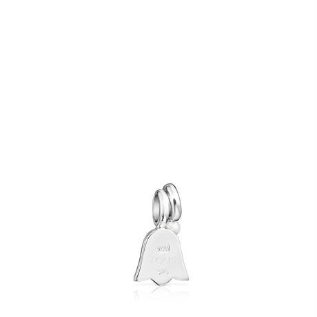 ペンダント Sweet Dolls チューリップ 2点セット シルバー925 天然石 2mm【912784550】