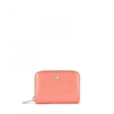 コインパースDorp ピンク / 合成皮革 / カード・コイン兼用 / 小型(995960387)