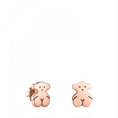 ピアス Sweet Dolls くま ピンクコーティング / 11mm(415903572)