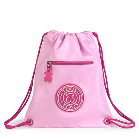 リュック School ピンク / ナイロン / Sサイズ・フラットタイプ(995810417)
