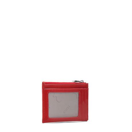 カードホルダー・コインパース Dorp レッド / 合成皮革 / カード・コイン併用(995960386)