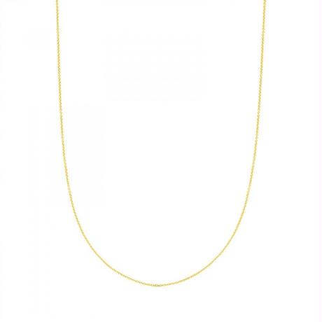 チェーンネックレスTOUS Chain ゴールドコーティング / 90cm(211902670)