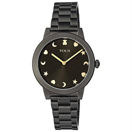 腕時計 Nocturne ブラック(900350425)