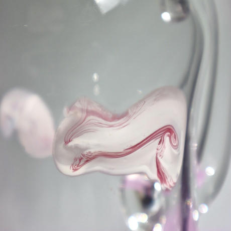 """""""30110"""" Fluffy Clouds Pitcher Pink"""