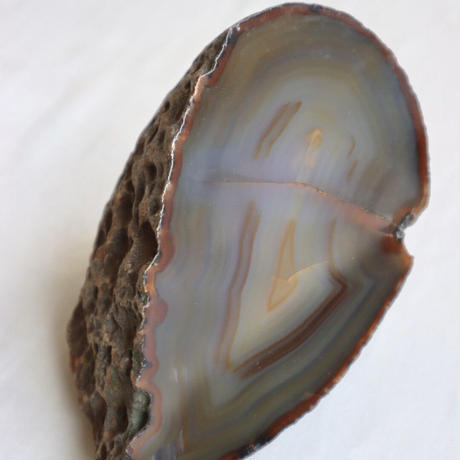 VINTAGE NATURAL STONE OBJECT