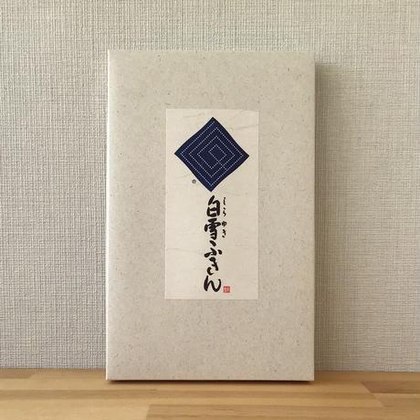 白雪ふきん3枚BOXセット アソート