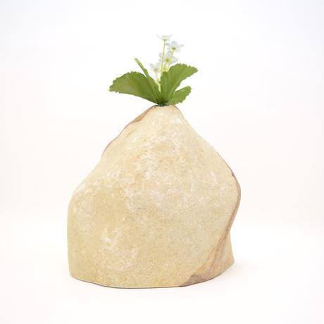 Real Stone Vase 1228