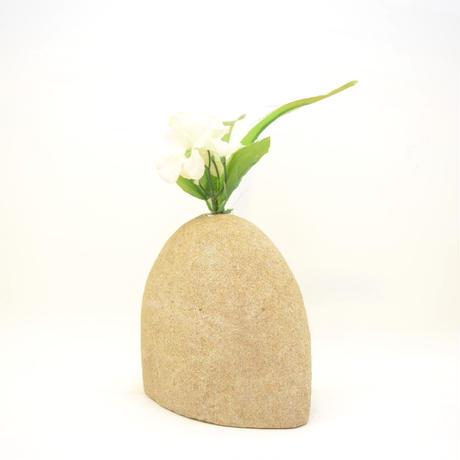 Real Stone Vase 1243