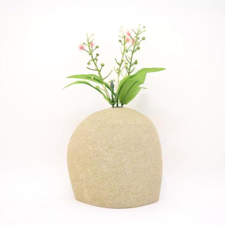 Real Stone Vase 1229