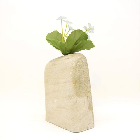 Real Stone Vase 1238