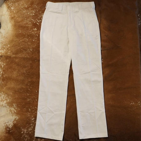 "[ESG-2PL1-W]  ""LONG PANTS"" FOR TWO PIECE  / WHITE"