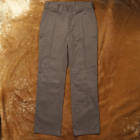 "[ESG-2PL1-CH]  ""LONG PANTS"" FOR TWO PIECE  / CHARCOAL"