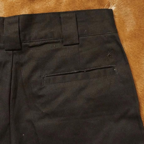 "[ESG-2PL1-N]  ""LONG PANTS"" FOR TWO PIECE  / BLACK"