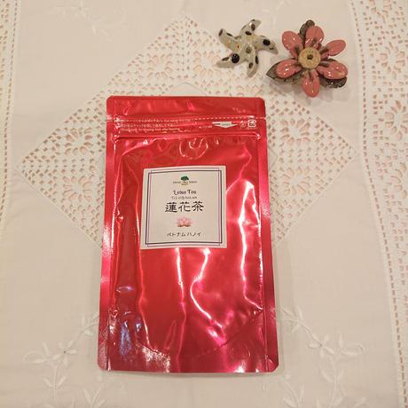 ベトナム 伝統ハス茶〈蓮花茶/Lotus Tea〉 30g