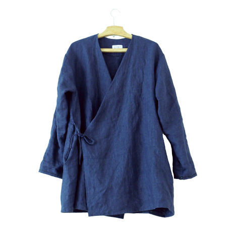 アトリエジャケット(ブルー)Atelier Jacket (Blue)