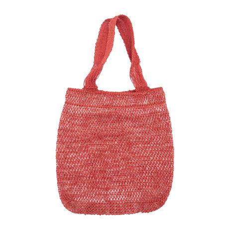 葛ミニバッグ(レッド)Kudzu Mini Bag (Red)