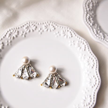 【BRIDAL JEWELRY】No.8 ** AVEILLE