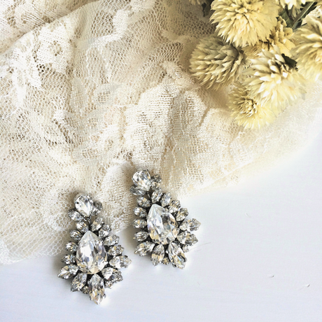 【BRIDAL JEWELRY】No.4 ** Only pierces
