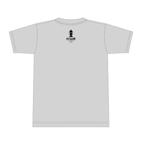 ET-KINGオフィシャルTシャツ GRAY