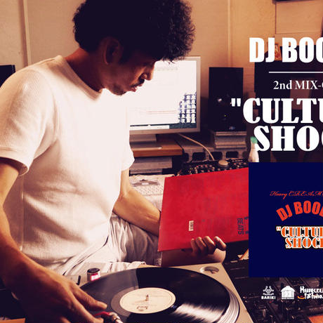 DJ BOOBY MIX-CD #02 [CULTURE SHOCK]