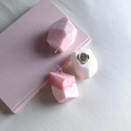 Be my Valentine Candle Stone Set