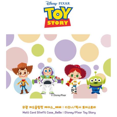 [Disney] Toystory bebe matt card slimfit case