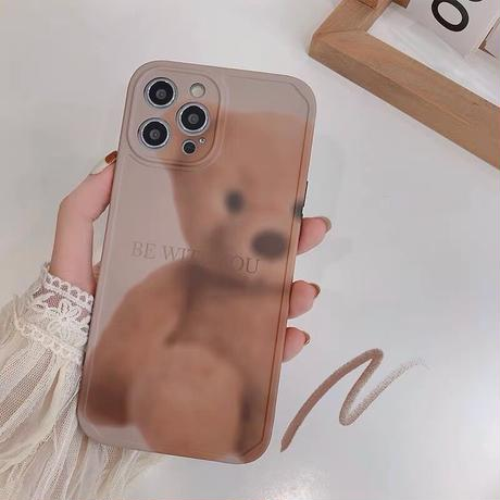 Be with you bear iphone case