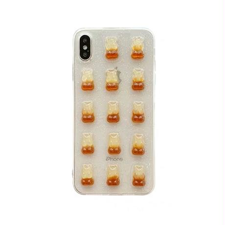 Coke bear iphone case
