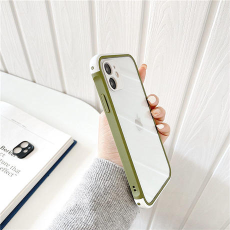 Nuance color side iphone case