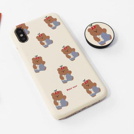 Pattern baby bear grip 582