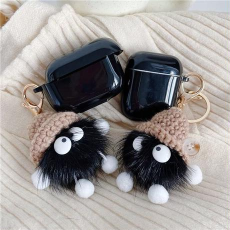 Hat monster strap airpods case