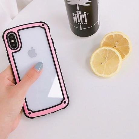 Simple side iphone case