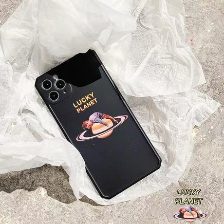 Lucky planet iphone case