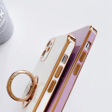 Gold ring iphone case