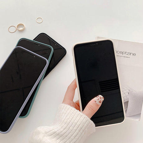 One heart soft iphone case