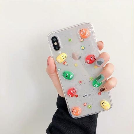 Color chocolate iphone case