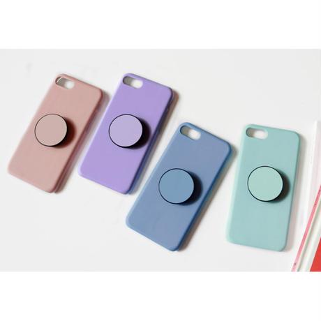 Spring color chip case V.1 (Grip-○,♡)