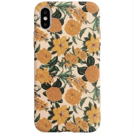 Summer flower iphone case