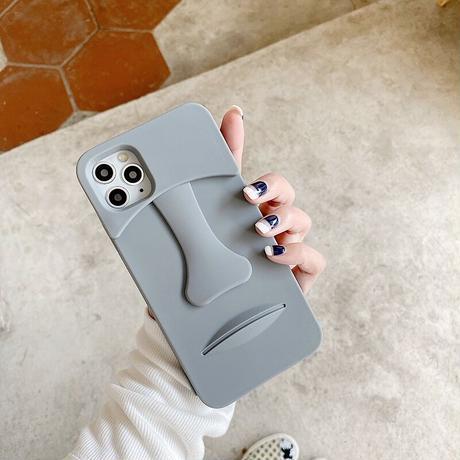 Moai iphone case