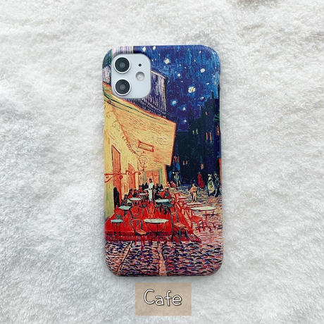 Famous painting hard case