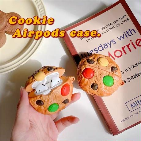 Cookie color airpods case